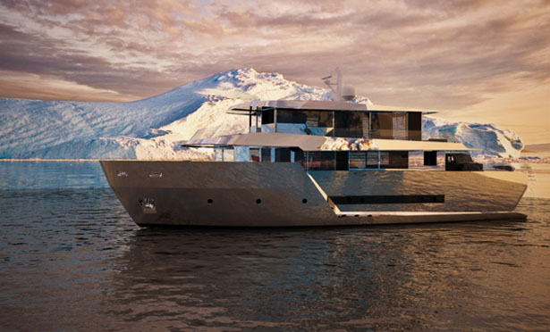 Eira Yacht by Marco Bettoni and Team