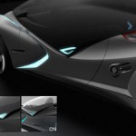 EKON : Futuristic Interactive City Coupe 2+2 By Thomas Pinel