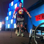 Ekso Bionic Suit Helps People with Lower Extreme Paralysis to Stand and Walk