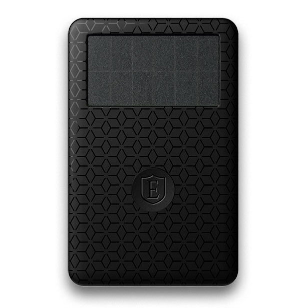 Ekster Solar Powered Tracker Card to find Lost Wallet