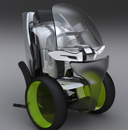 electric-personal-car