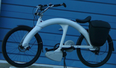electric pi bike