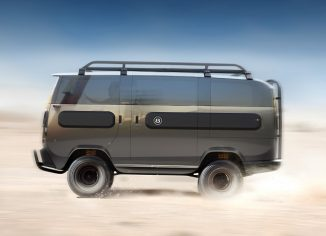 ElectricBrands eBussy Modular Electric Vehicle for Infinite Uses