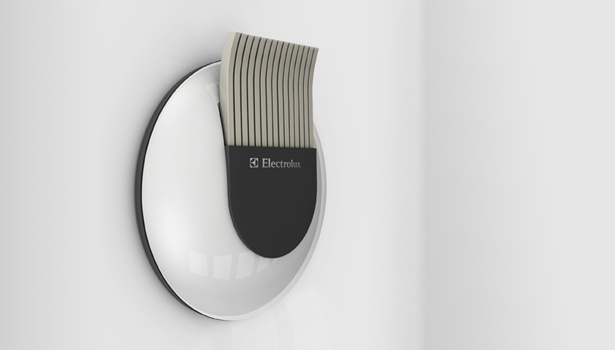 Electrolux Design Lab 2012 - Fridge Nose by Vilius Dringelis