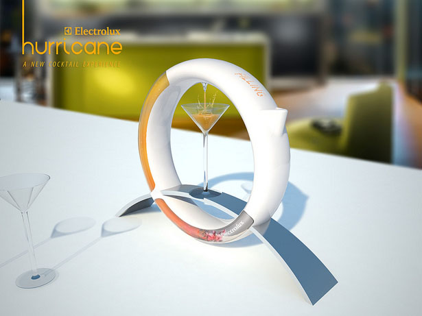 Electrolux Design Lab 2012 - Hurricane by Kuan-ting Ho