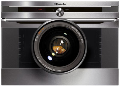 Electrolux Inspiro Oven, The Future of Cooking ?