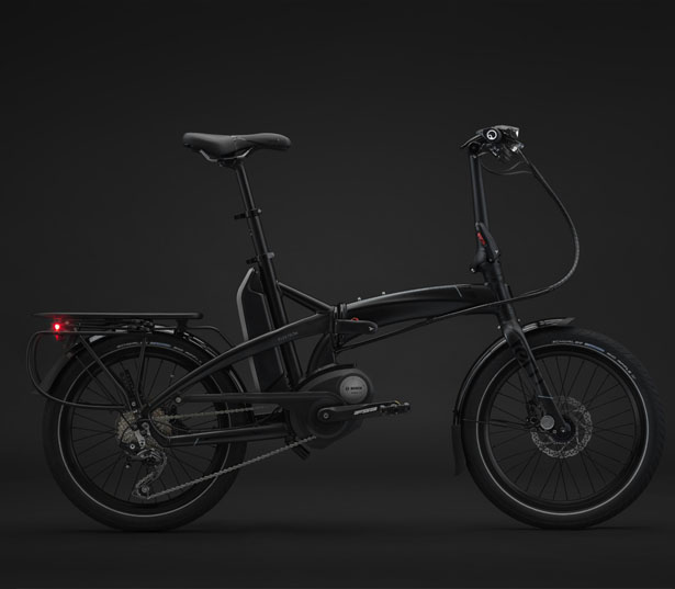 Elektron Folding e-Bike by Tern