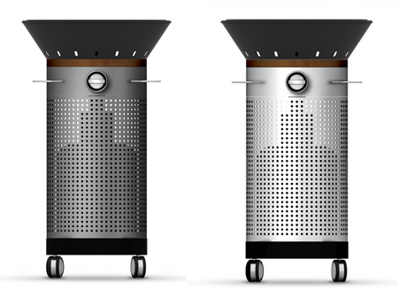 Luxury Element Outdoor Grill by Fuego