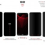 Elephone NXG Series : A Set of Three Boundless Smartphone Designs by Mladen Milic