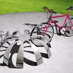 Bike Racks Design by Adeline Thong