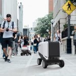 Eliport Autonomous Delivery Robot for Urban and Suburban Areas
