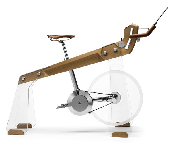 Elite FUORIPISTA - Modern, Smart Stationary Bike