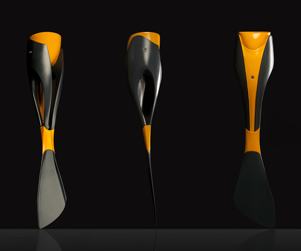 Elle : A Swimming Prosthetic & Swimwear to Optimize Amputee's Ability to Swim