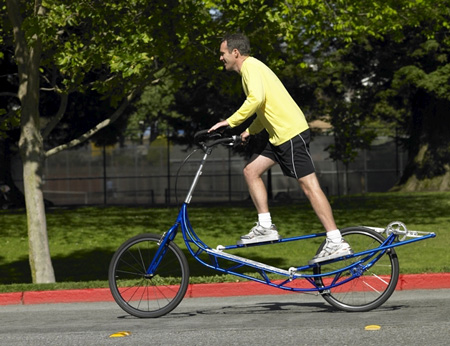 elliptigo bike