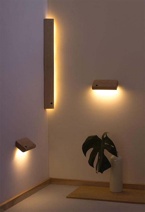 Ellum Motion Sensing Light by Feltmark