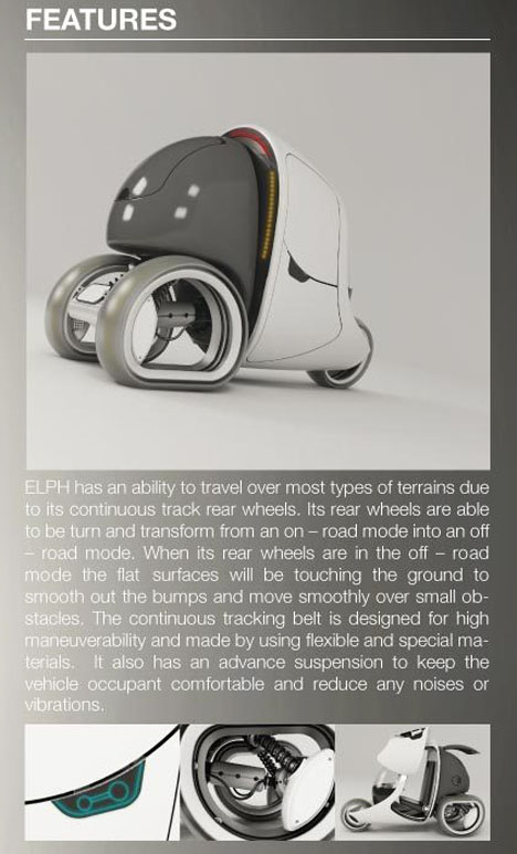 ELPH Transportation for 2025