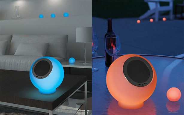 Eluma Lights Speaker System