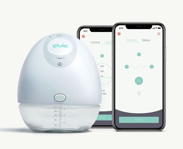 Elvie - Silent Wearable Breast Pump
