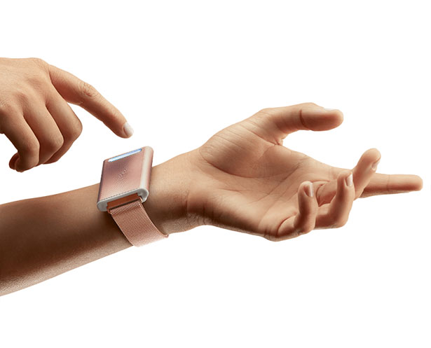 Embr Wave Bracelet Cools or Warms Your Body