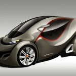 Embryo Eco Friendly Car Concept