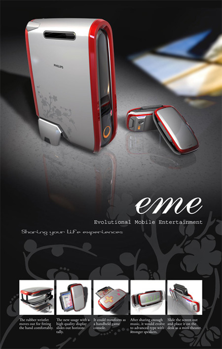 EME : Evolutional Mobile Entertainment