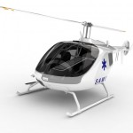 Small and Affordable Emergency Helicopter Design
