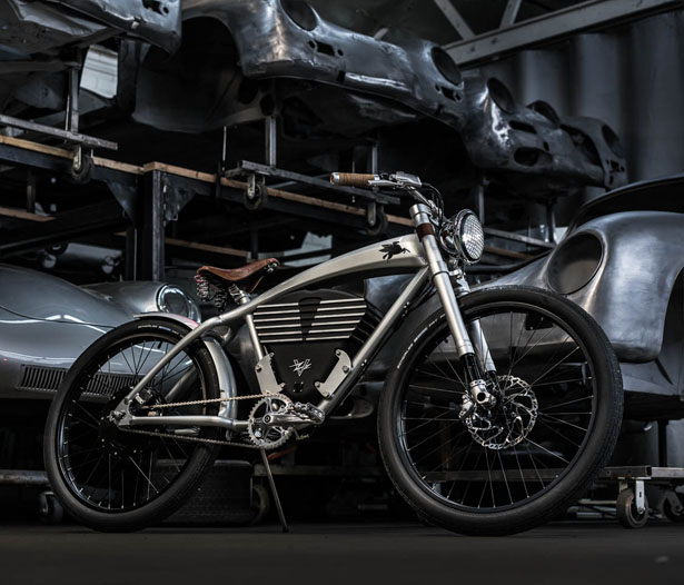 Emory Outlaw Tracker Electric Bike by Vintage Electric Bikes
