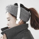 Emotion Headphones With Detachable Camera and Control Unit