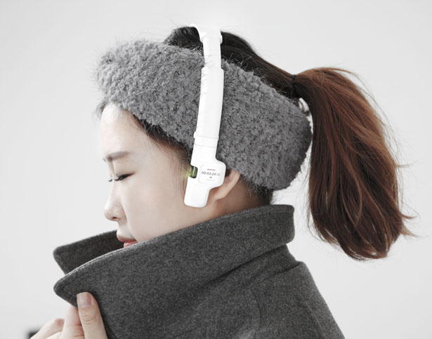 Emotion Headphones by Jaeyong Lee