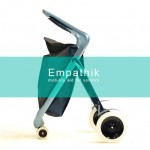 Empathik Mobility Aid for Seniors Doubles As A Shopping Trolley