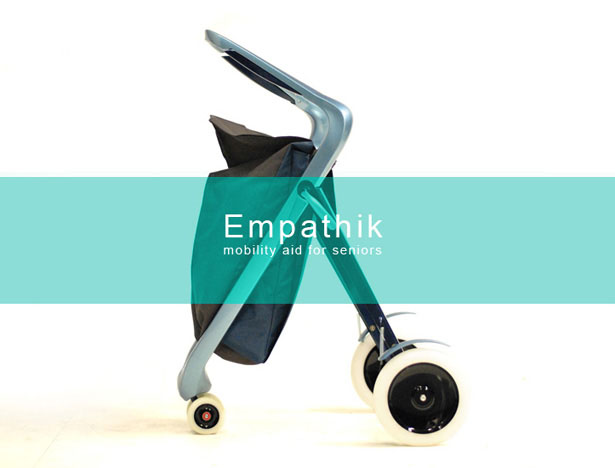 Empathik Mobility Aid for Seniors