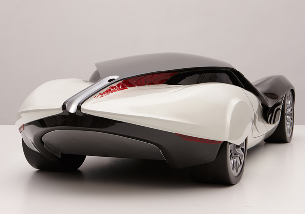 Empiria Classic Futurism Concept Car By Hector Alvarez Tuvie