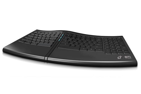 Engage Keyboard with ErgoMotion
