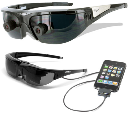 Enjoy the Future Today with Vuzix Eyewear