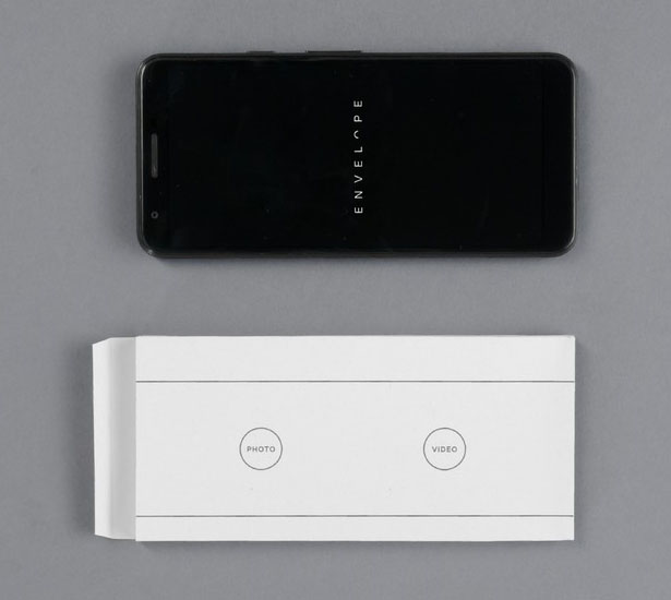 Envelop Phone Case Transforms Your Phone into Simpler Device by Special Projects