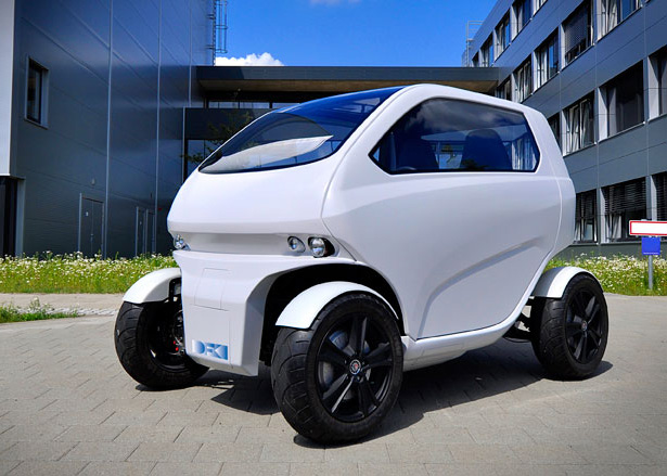 EOscc2 Flexible Micro Car for Mega Cities