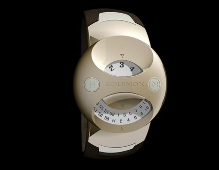 equinox watch design