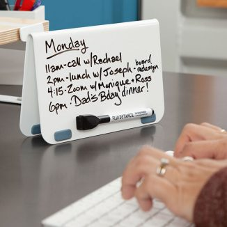 Erasable Note Wedge Set for Quick Notes or Brilliant Ideas at Work
