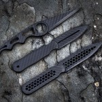 Escort Carbon Fiber Dagger Bundle For Outdoor Enthusiasts