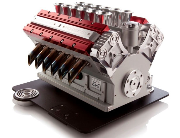 Gorgeous V12 Espresso Machine from Espresso Veloce