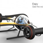 Espy 360 ROV - Underwater Spy Monitors Marine Environment In More Effective and Safer Way