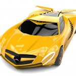 Esscolar Is A Future Vision of Mercedes Benz Next Generation Supercar