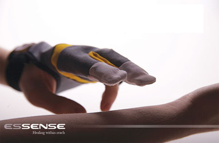 essense digital glove