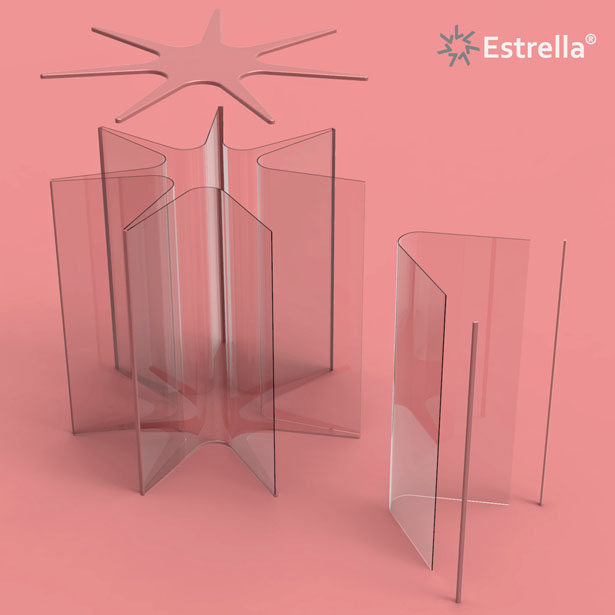 Estrella7 Social Distancing Meeting Point by Vasil Velchev
