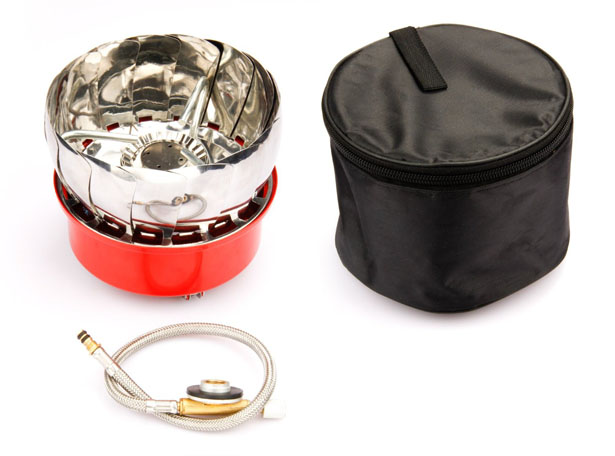 Etekcity E-gear Portable Collapsible Outdoor Windproof Camping Stove