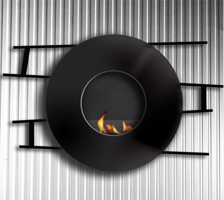 Ethanol fireplace model evo gives clean safe and unique for Denatured alcohol for fireplace