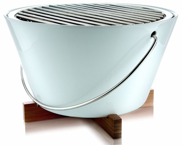 Eva Solo Table Grill by Claus Jensen and Henrik Holbæk
