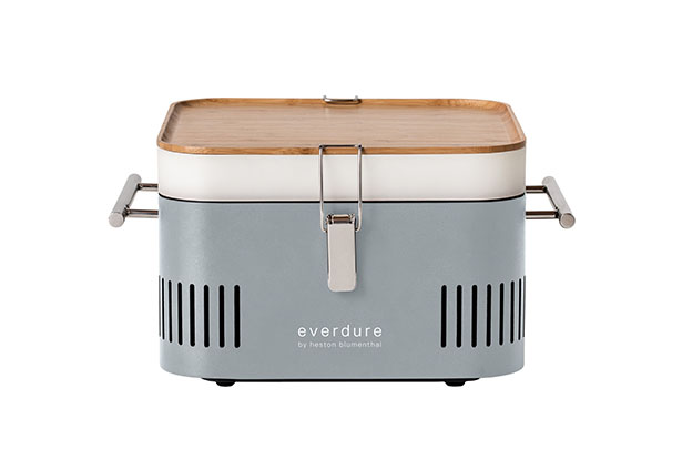 Everdure by Heston Blumenthal Cube Portable Charcoal Grill