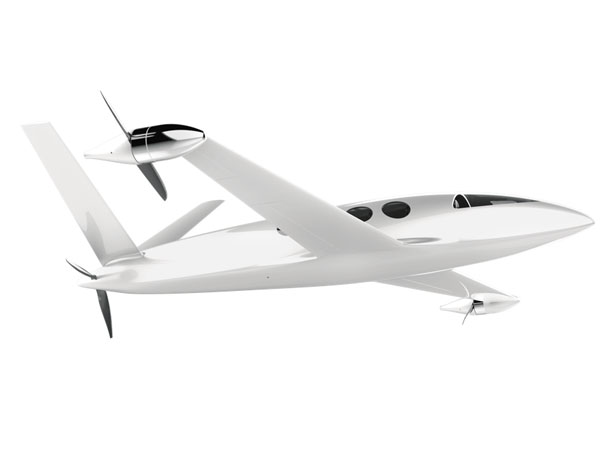Eviation Alice is an Electric Aircraft