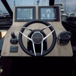 Evo 43 Yacht Features Expandable Midsection Body with The Push of a Button